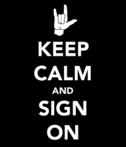 keep-calm-and-sign-on